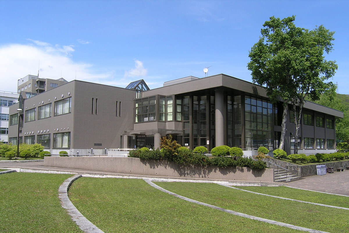 室蘭工業大学附属図書館