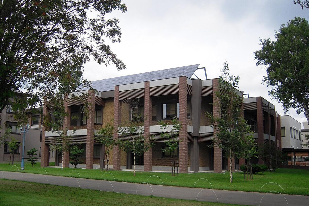 帯広畜産大学附属図書館