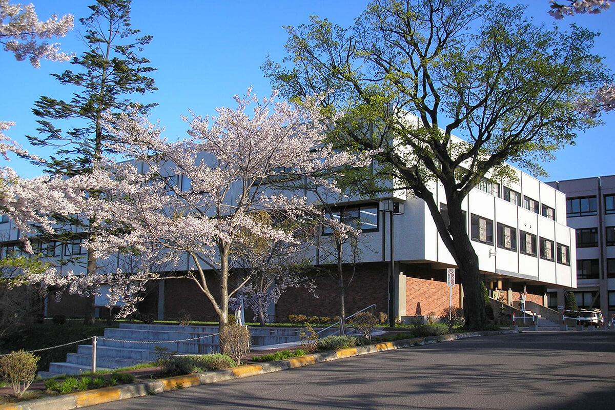 小樽商科大学附属図書館