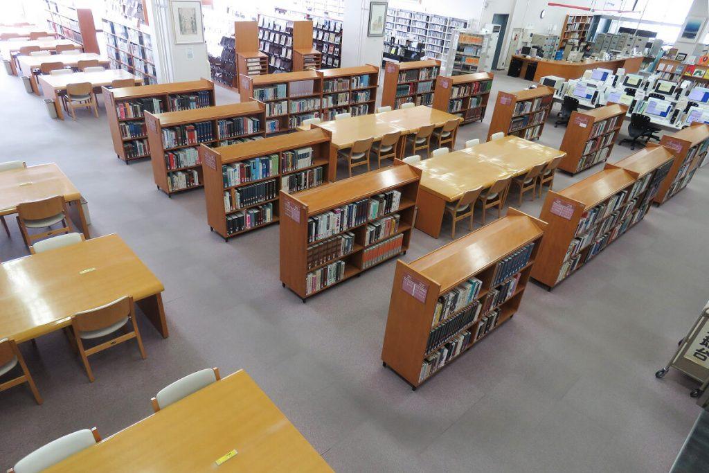 札幌学院大学図書館