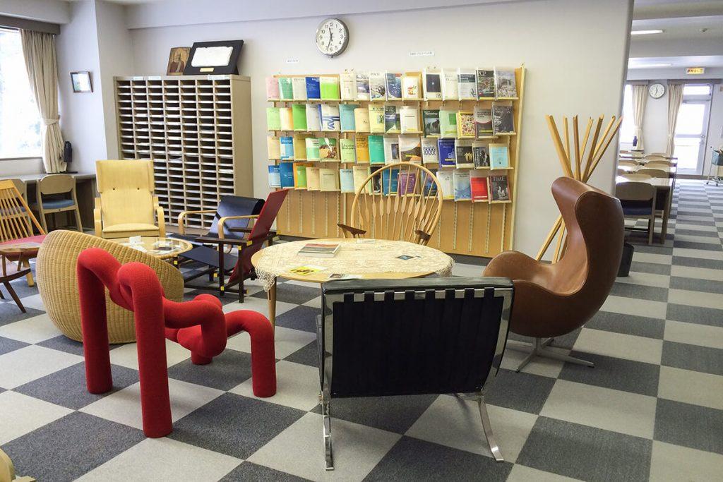 東海大学付属図書館札幌図書館