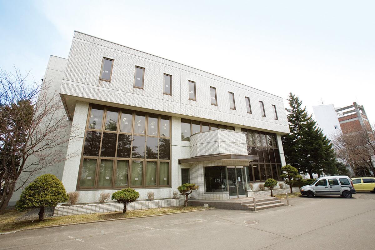 北翔大学図書館