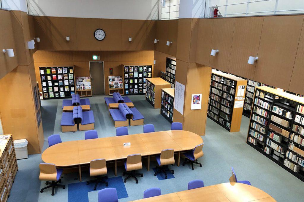 苫小牧駒澤大学図書館学術情報センター