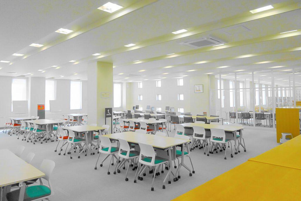 北海道文教大学鶴岡記念図書館