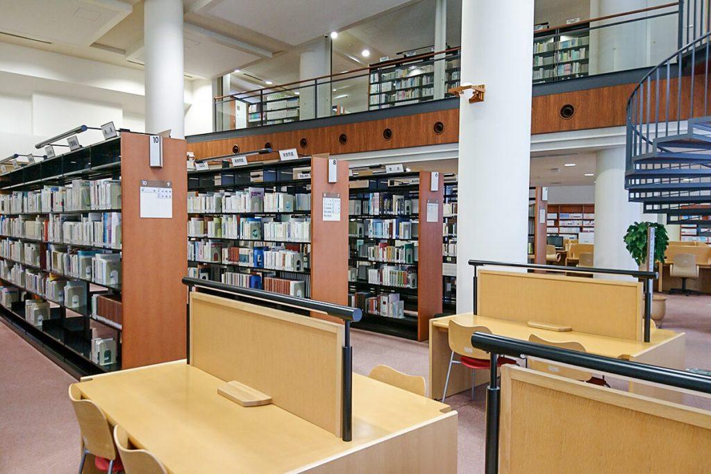 日本赤十字北海道看護大学図書館