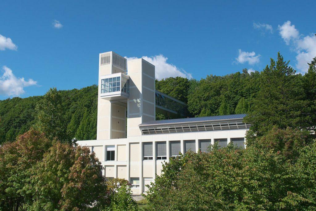 札幌市立大学附属図書館
