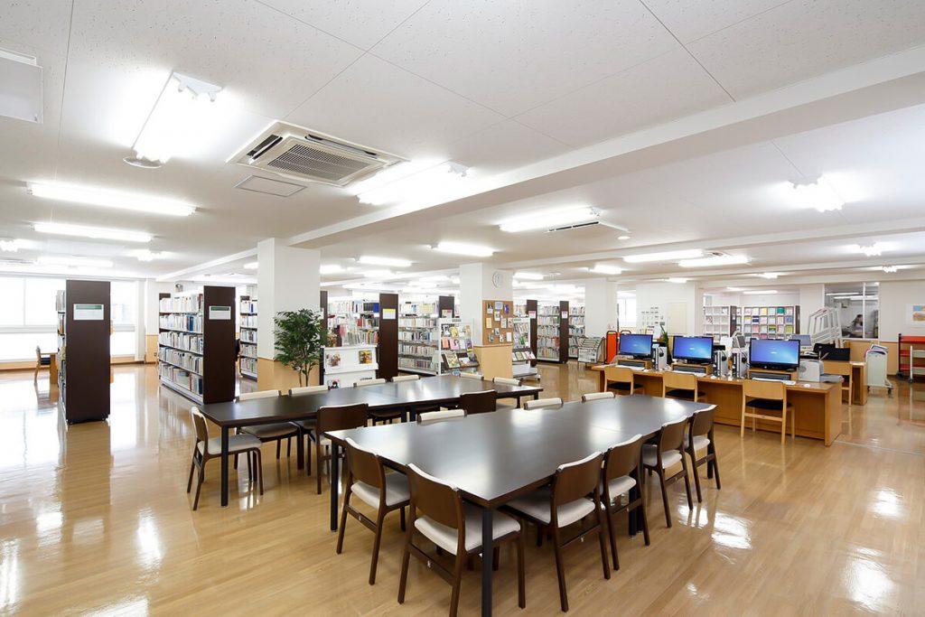 札幌保健医療大学図書館